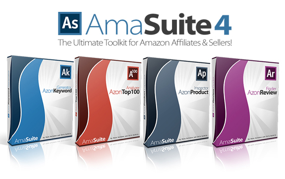 AmaSuite 4 Software Toolkit CRACKED Ready To Download