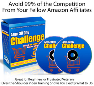 Azon 30 Day Challenge INSTANT Download Complete FULL Training