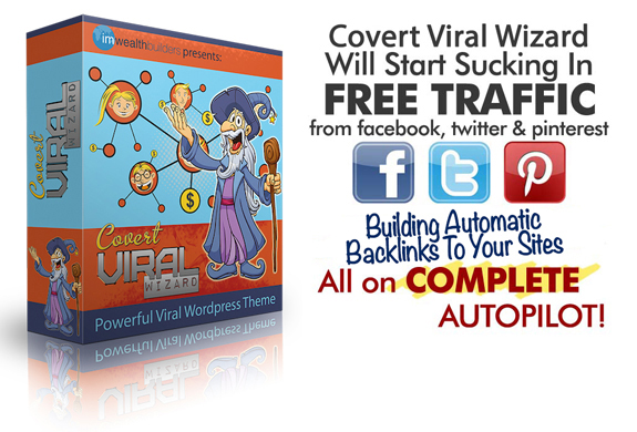 Covert viral Wizard Theme INSTANT Download 100% WORKING!!