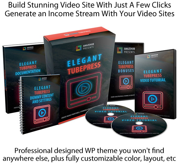 Elegant TubePress Theme NULLED Instant Download