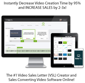 FULL ACCESS Easy VSL 2.0 Software Create Your own Video Sales Letter