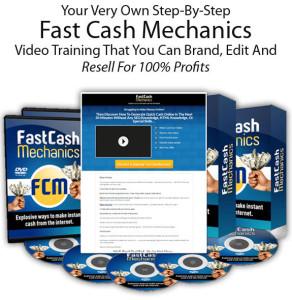 Fast Cash Mechanics PLR READY Instant DOWNLOAD