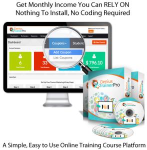 INSTANT ACCESS Genius Trainer Pro 100% Working Training System