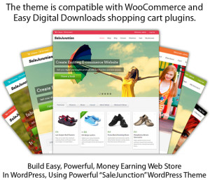 INSTANT DOWNLOAD SaleJunction Theme NULLED 100% WORKING!!