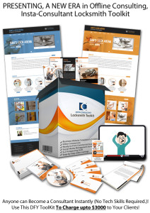 Instant Download Insta Consultant Locksmith Toolkit