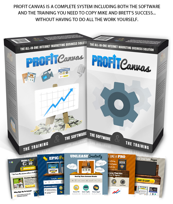 Profit Canvas Pro License LIFETIME Access Instant Download