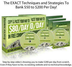 Push Click Commissions INSTANT Access FULL Download