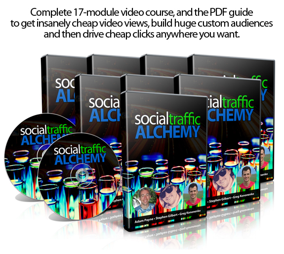 Social Traffic Alchemy READY To Download FULL ACCESS!