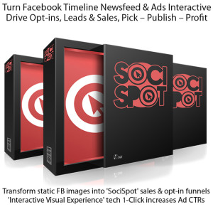 Socispot software FULL ACCESS Forever UNLIMITED