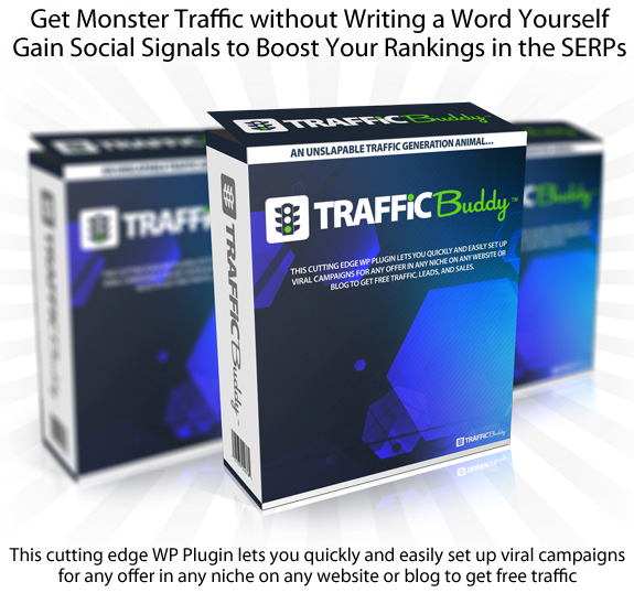 Traffic Buddy Plugin FULL Download WITH UNLIMITED LICENSE!
