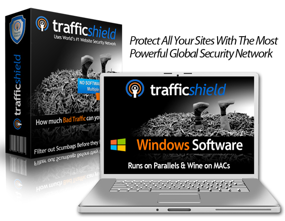 Traffic Shield Software 100% LIFETIME Access!!