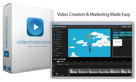 Video Motion Pro FULL License CRACKED Instant Download