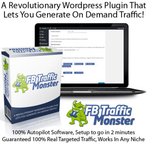 FB Traffic Monster WP Plugin READY TO DOWNLOAD 100% Working!!