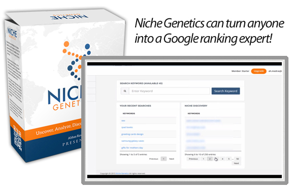 Niche Genetics Expert V2 UNLIMITED Lifetime ACCESS