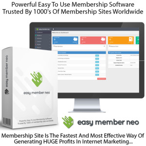 READY To DOWNLOAD Easy Member NEO Software 100% Working