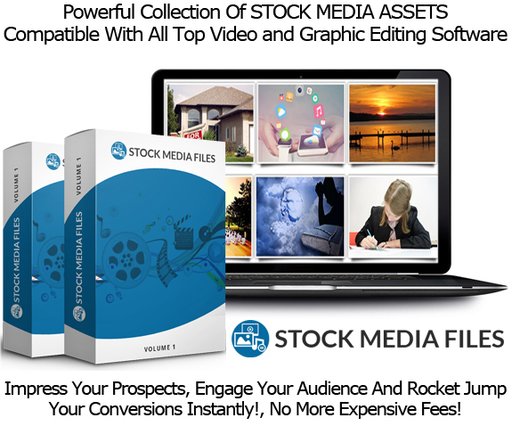 Stock Media Files FULL UNLIMITED ACCESS All The Files Are Royalty FREE