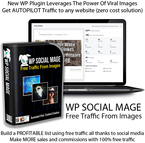 WP Social Mage Software INSTANT DOWNLOAD 100% Working
