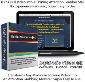 Explaindio Video FX PRO DIRECT Download 100% Working!!