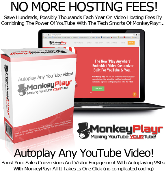 Monkey Playr Early Adopter UNLIMITED DIRECT DOWNLOAD
