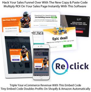 ReClick App New Traffic Hacking Software LIFETIME ACCESS