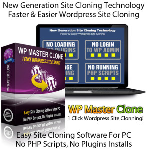 WP Master Clone Software DIRECT DOWNLOAD 100% Working!!
