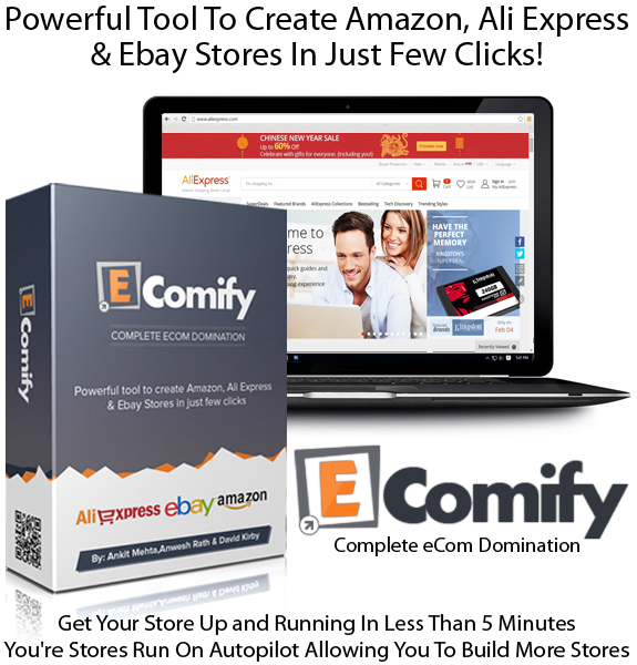 eComify Plugin Professional READY TO DOWNLOAD 100% Working!!