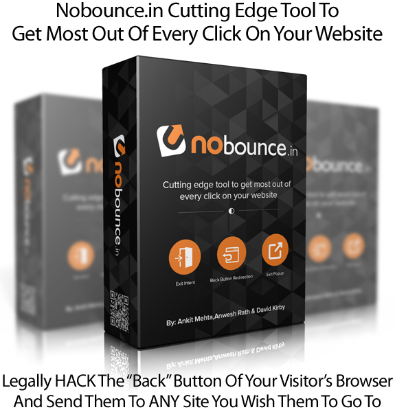 Nobounce.in WP Plugin FULL ACCESS FULL DOWNLOAD Unlimited Site License