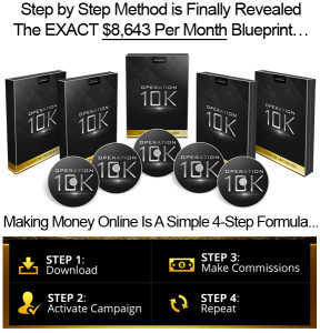 Operation 10K FULL ACCESS FULL DOWNLOAD Created By Desmond Ong