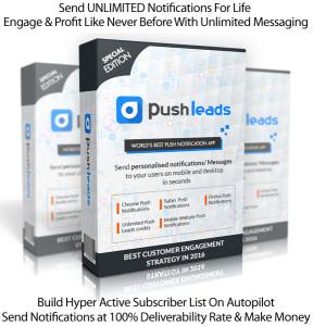 Push Leads Software Build & Monetize YOUR Social Network