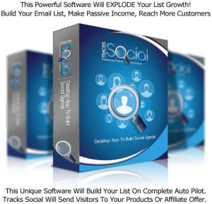 Tracks Social Software FULL ACCESS List Building System AUTOPILOT!