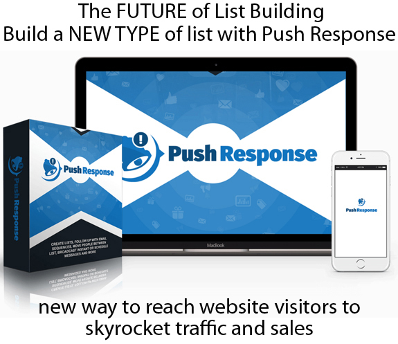 Push Response Software FULL Access LIFETIME ACCOUNT