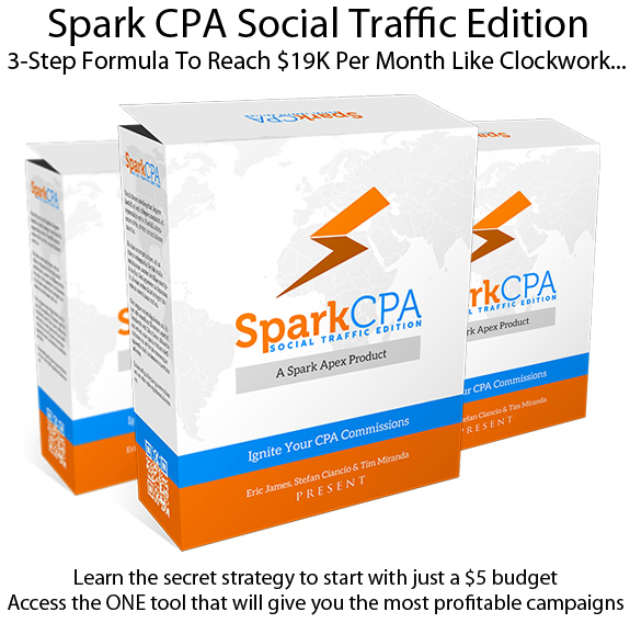 Spark CPA Social Traffic Edition Instant Download Training Course!