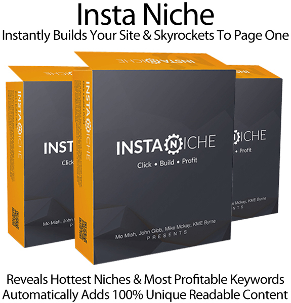 Insta Niche Pro Version NULLED Instant Download