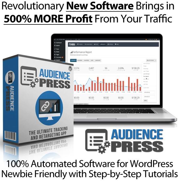 Audience Press Powerful WordPress Plugin Lifetime Access