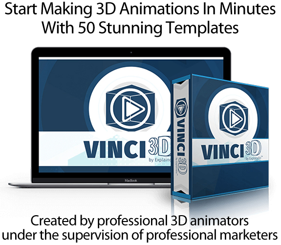 Vinci 3D Software By Andrew Darius CRACKED Download Now!