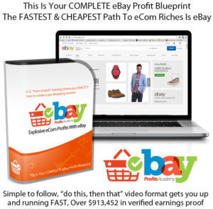 Bay Profits Academy eBay Course For Beginners Instant Download