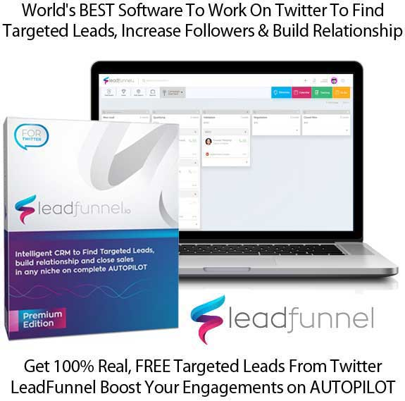LeadFunnel Software Prime Edition Full CRACKED Instant Download