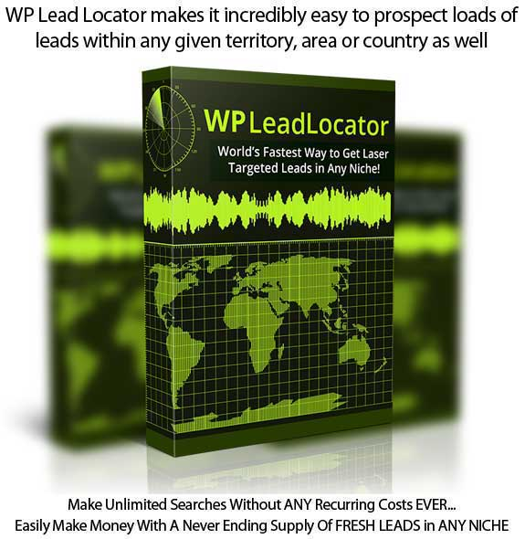 WP Lead Locator Nulled Easily Build Targeted Email