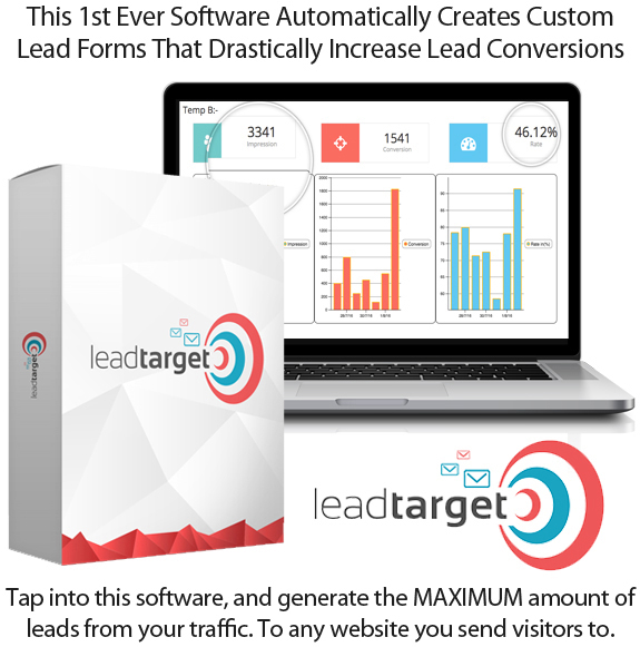 Lead Target Software APP Pro License Lifetime Access