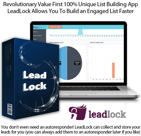 LeadLock App Starter Package Instant Access By Ben Murray