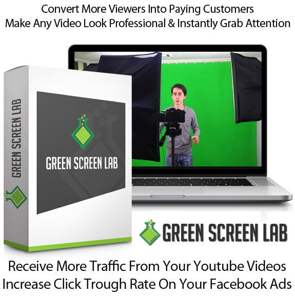 Green Screen Lab Expansion Full Access By Ionut Macovei