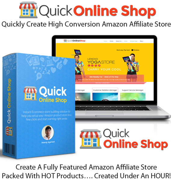 Quick online shop WordPress Theme Pro License FE Instant Access