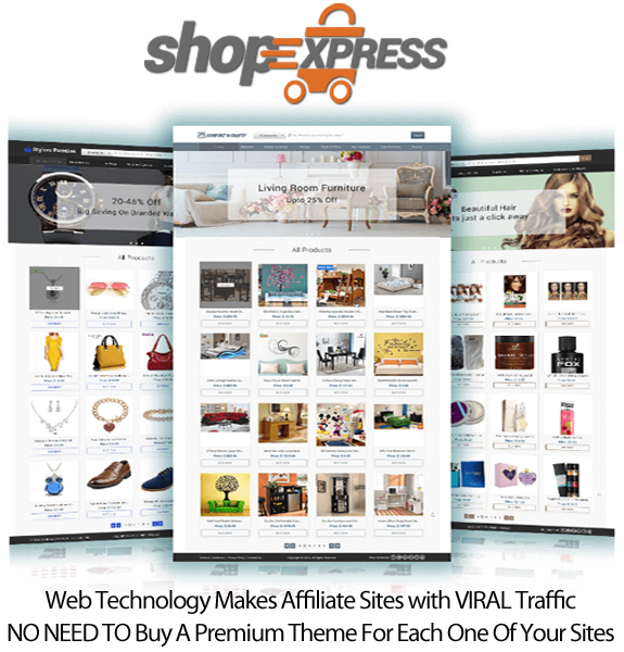 ShopExpress Pro License Unlimited Store Lifetime Access