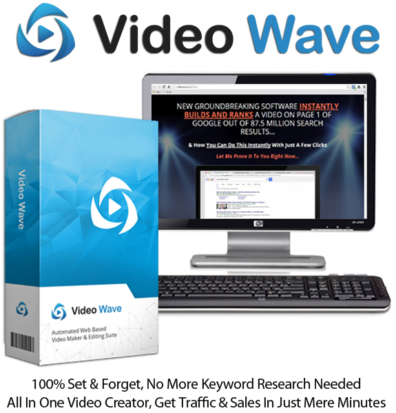 Video Wave Pro License For Unlimited Video Lifetime Access