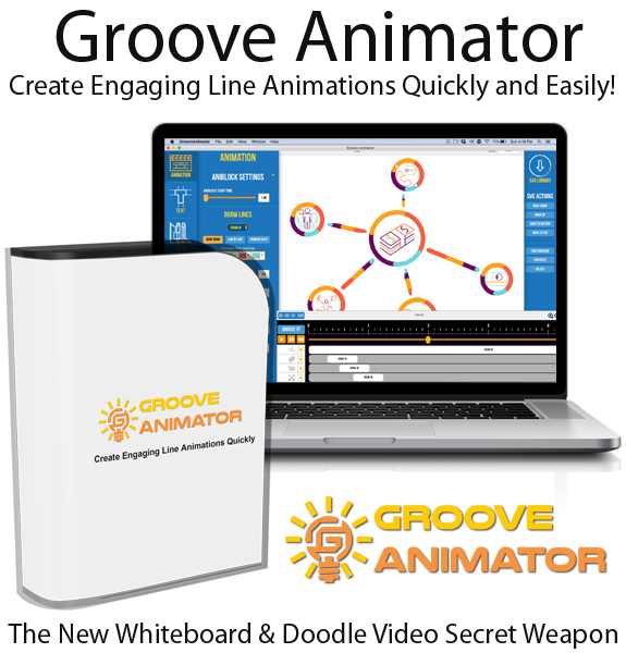 Groove Animator Apps With License Instant Download