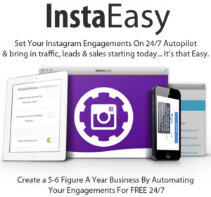 Instaeasy Software Pro License Full Access By Luke Maguire