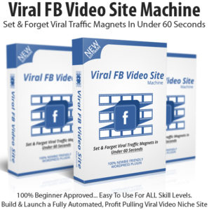 Viral FB Video Site Machin Unlimited Instant Download