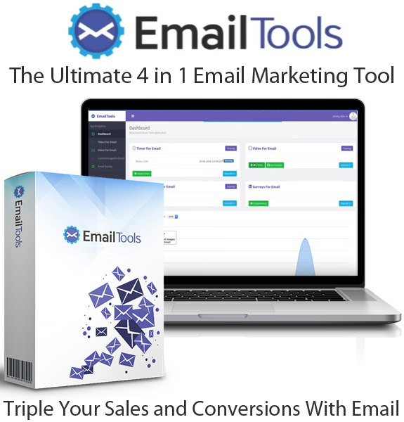 Lifetime Access Email Tools By Jimmy Kim Personal License