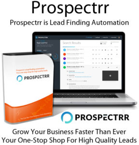 Prospectrr App Pro License For PC & Mac Free Download By Joey Xoto