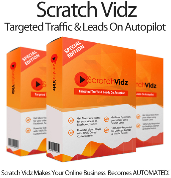 Scratch Vidz APP Unlimited Free Download Created By OJ James